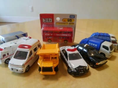 What's Tomica in English?