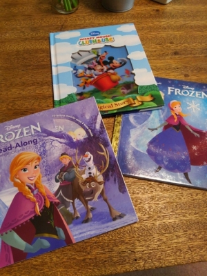 """New"" Books for our School Library"
